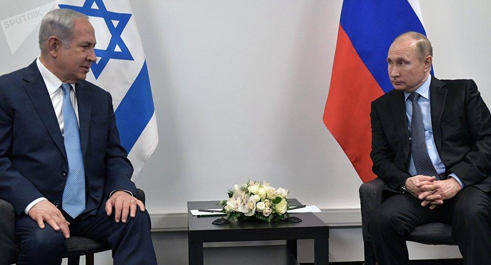 Vladímir Putin y Benjamin Netanyahu se reúnen en el Museo Judío y el Centro de Tolerancia
