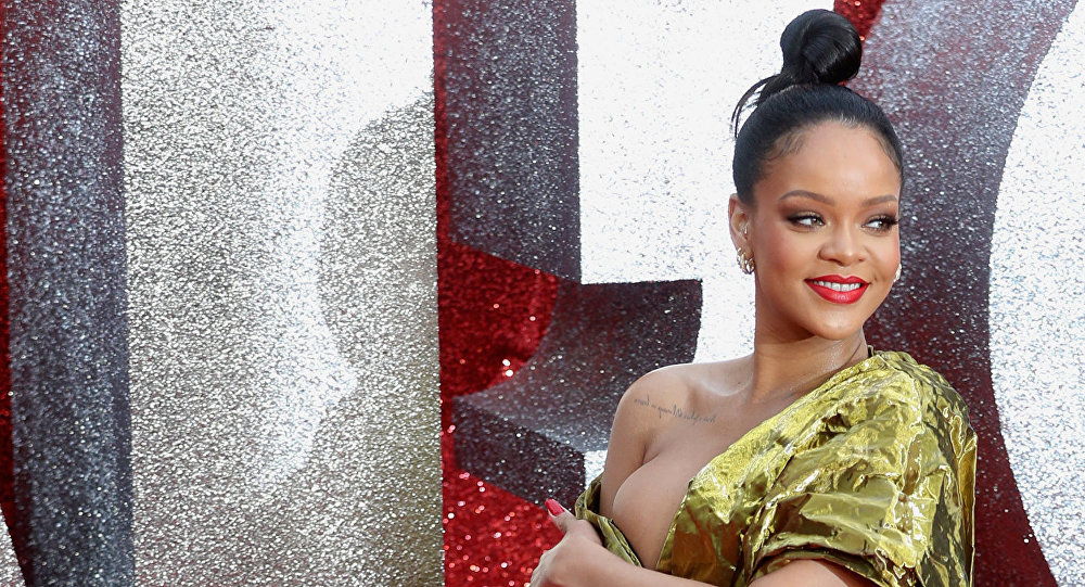 Rihanna, cantante barbadense