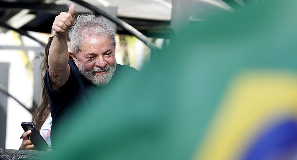 Luiz Inácio Lula da Silva, expresidente de Brasil (archivo)