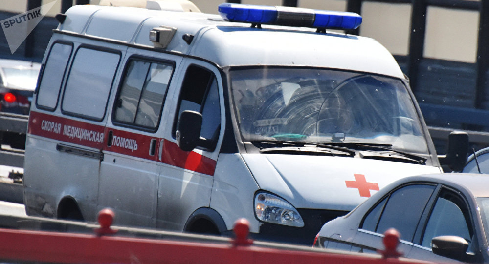 Ambulancia rusa