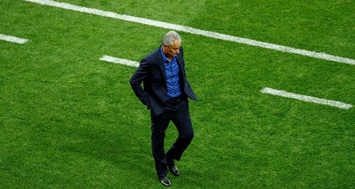 Adenor Bacchi, director técnico de la selección de Brasil