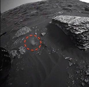 Detectan 'vida marciana' en los vídeos de la NASA