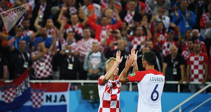 La selección croata de fútbol