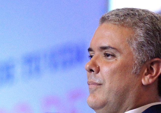 El futuro presidente de Colombia, el conservador Iván Duque.