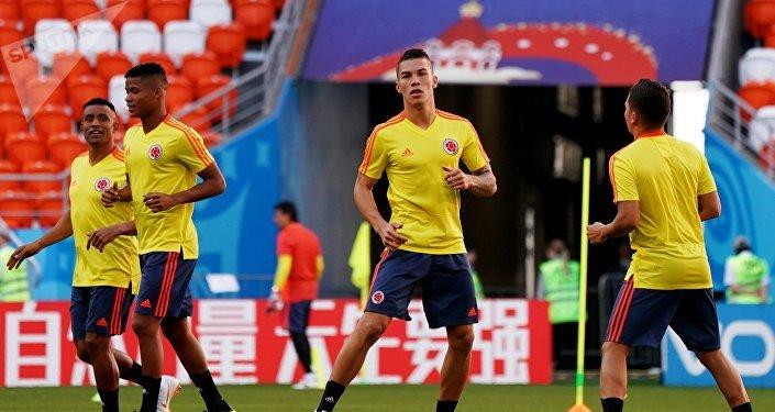 La selección de fútbol de Colombia