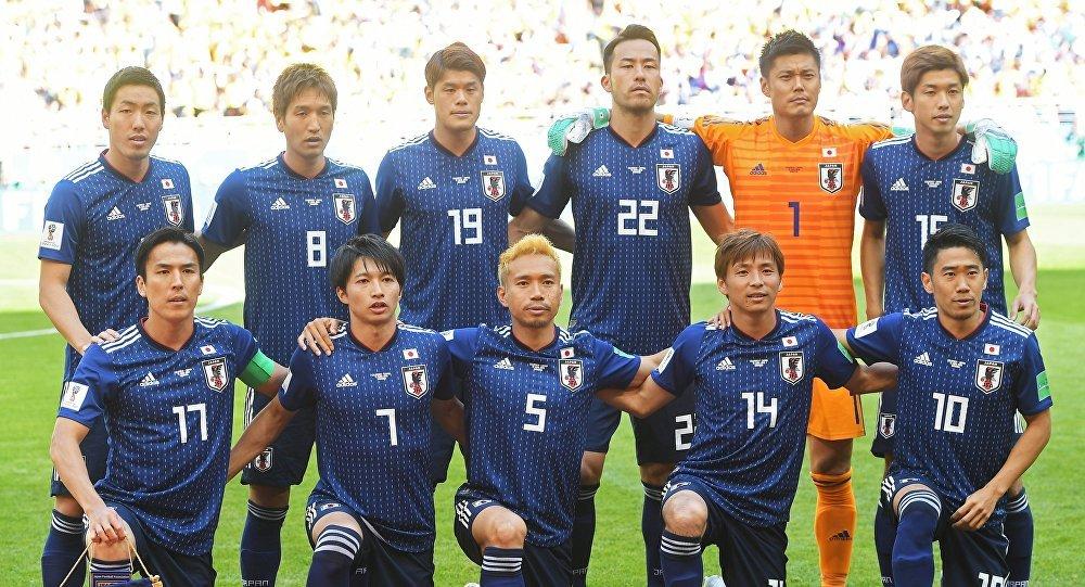 La selección japonesa de fútbol