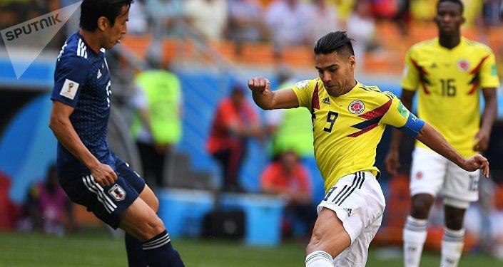 Radamel Falcao, el delantero del Mónaco y de la selección colombiana