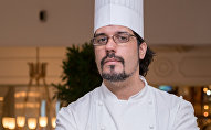 El chef argentino Martín Repetto