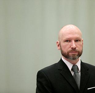 Anders Breivik, autor de los ataques terroristas que causaron 77 muertos en Oslo y Utoya en 2011