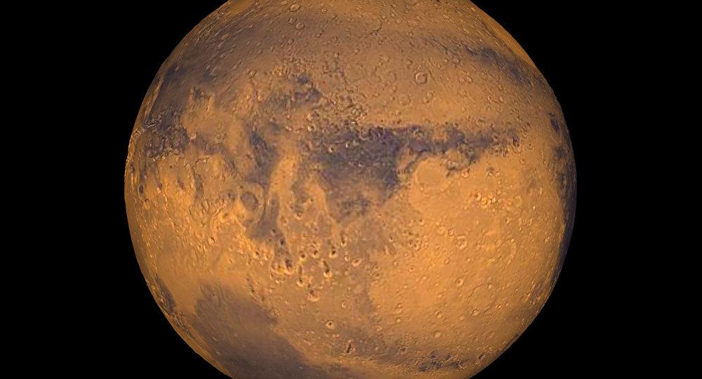 Las 'arañas' de Marte despiertan tras su ivernación