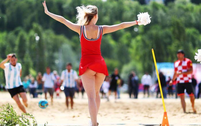 Fútbol, política… y más fútbol: las mejores fotos de la semana