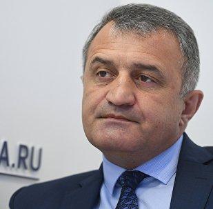 Presidente de Osetia del Sur, Anatoli Bibílov
