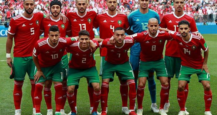 La selección de Marruecos