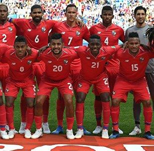 La selección de Panamá