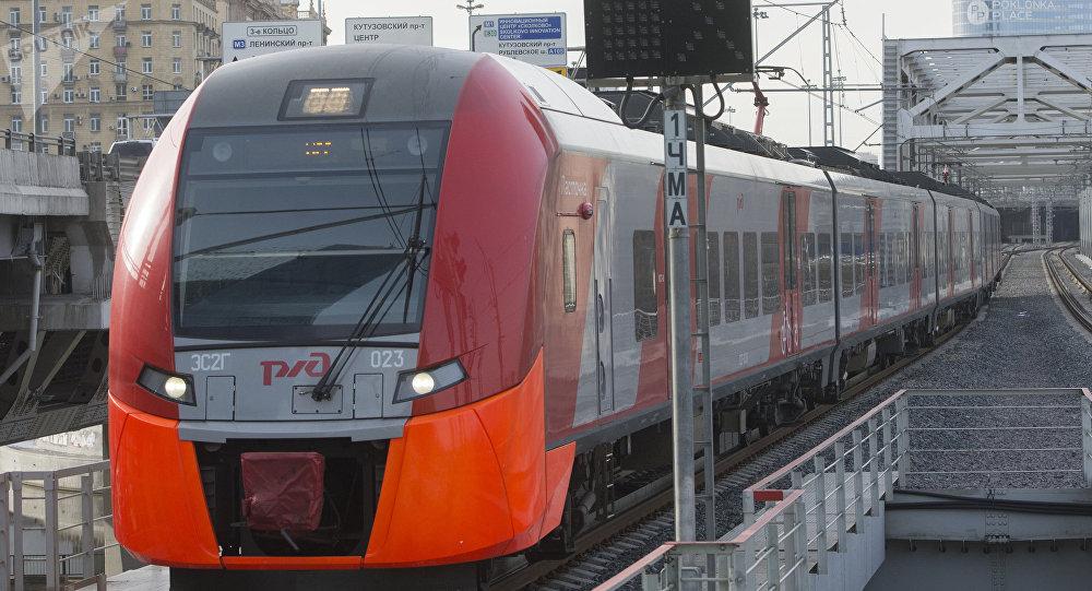 Tren rápido Lástochka