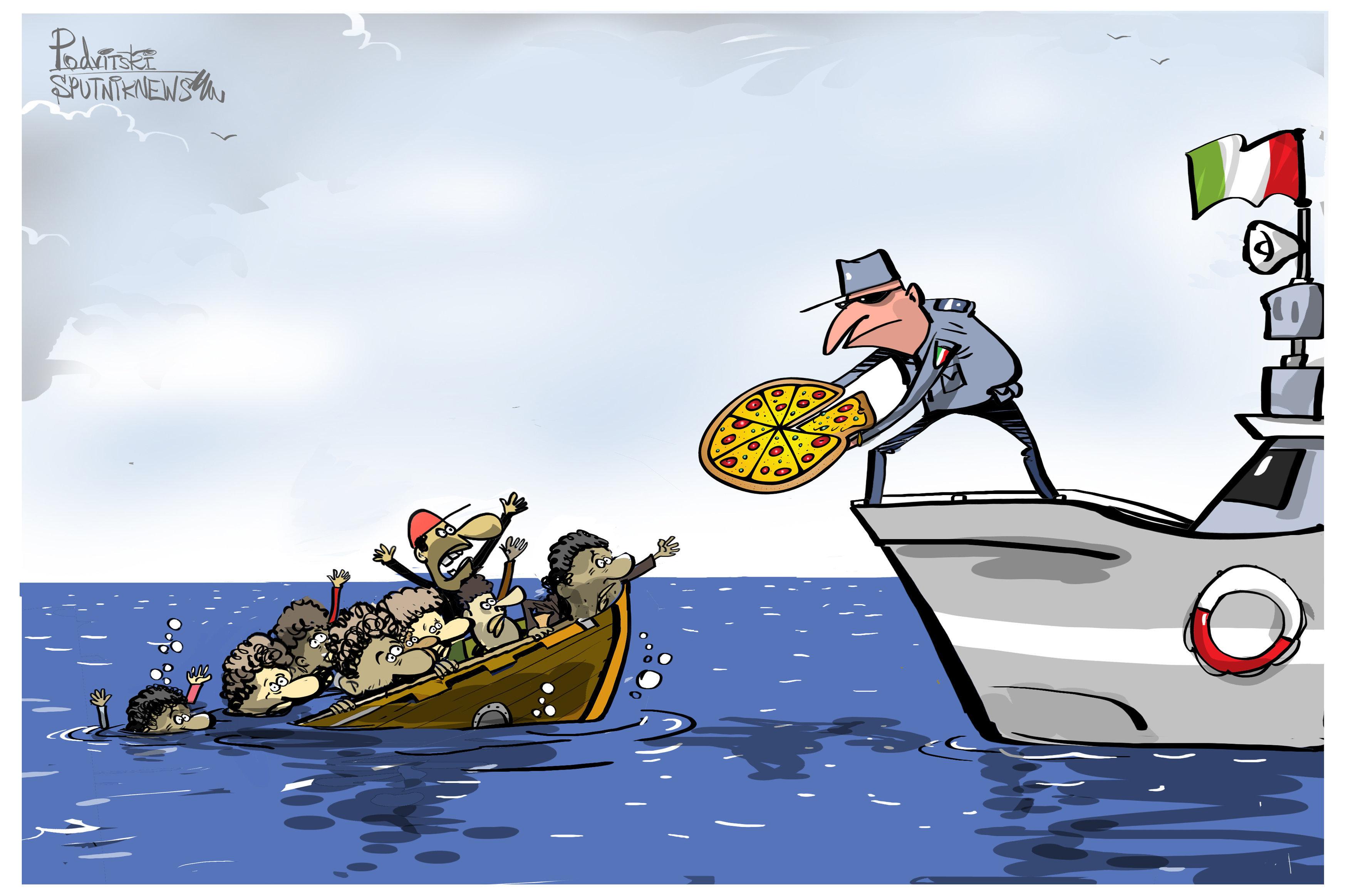 ¡No más salvavidas! Italia vuelve a sus raíces