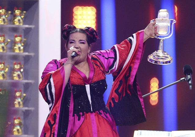 Netta Barzilai, ganadora de la Eurovisión 2018