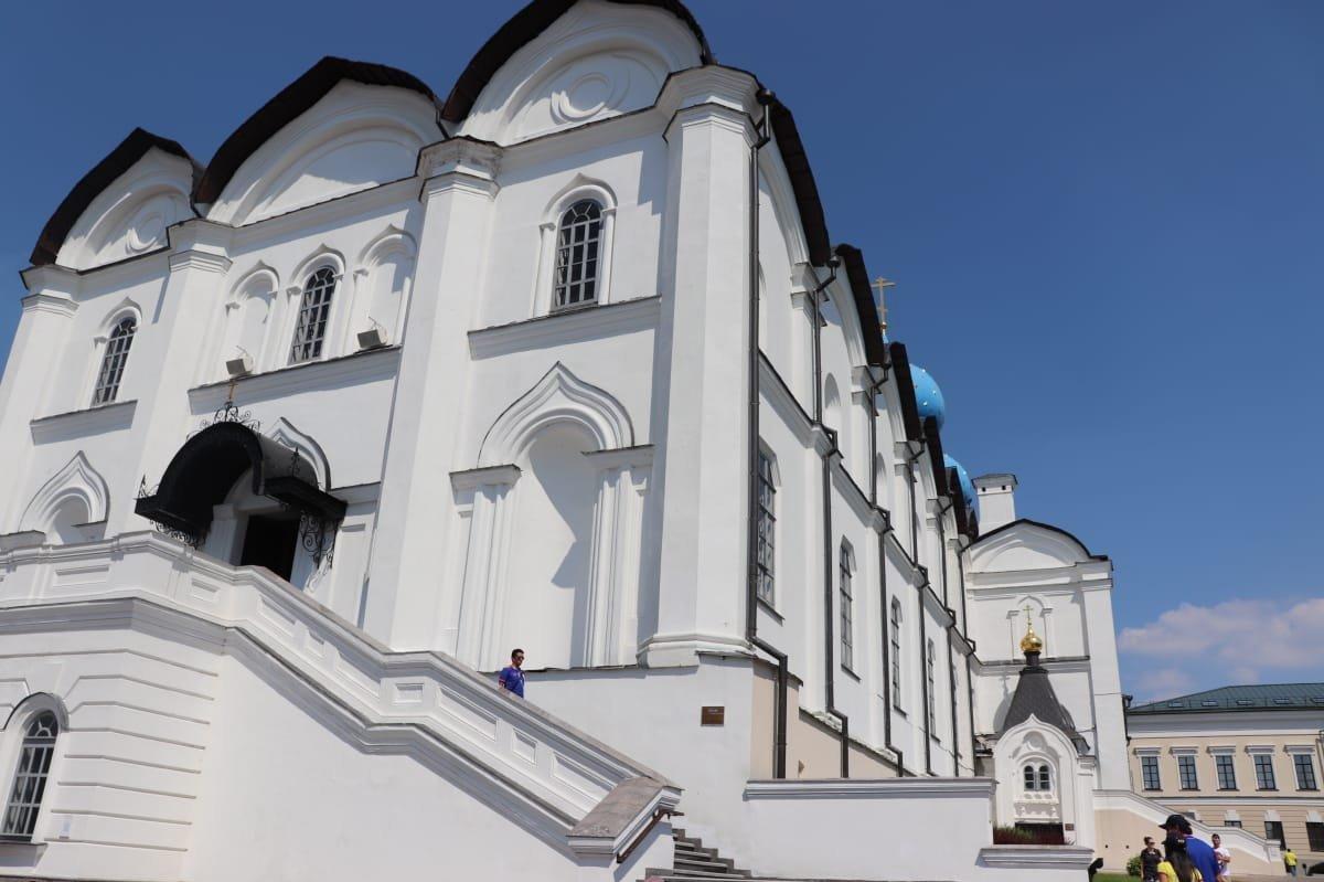 Catedral de la Anunciación de Kazán