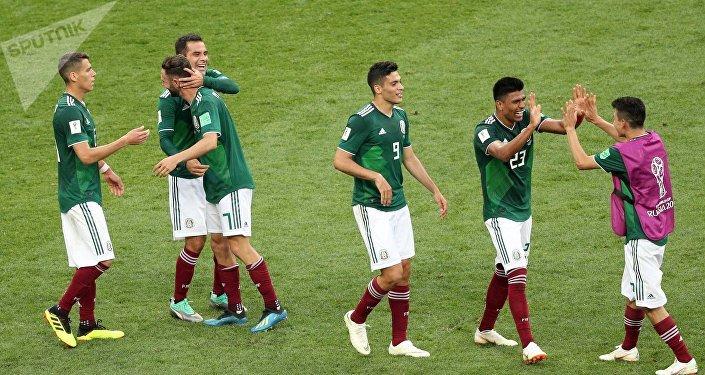La selección mexicana en el Mundial de Rusia 2018