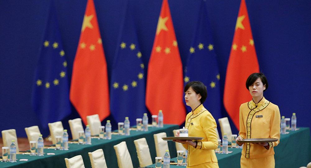 La preparación del diálogo de alto nivel entre la UE y China