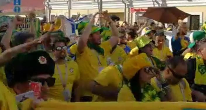 Brasil celebra un carnaval fuera de fecha... ¿en Moscú?