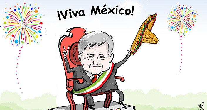 México opta por un futuro de izquierda con la elección del nuevo presidente
