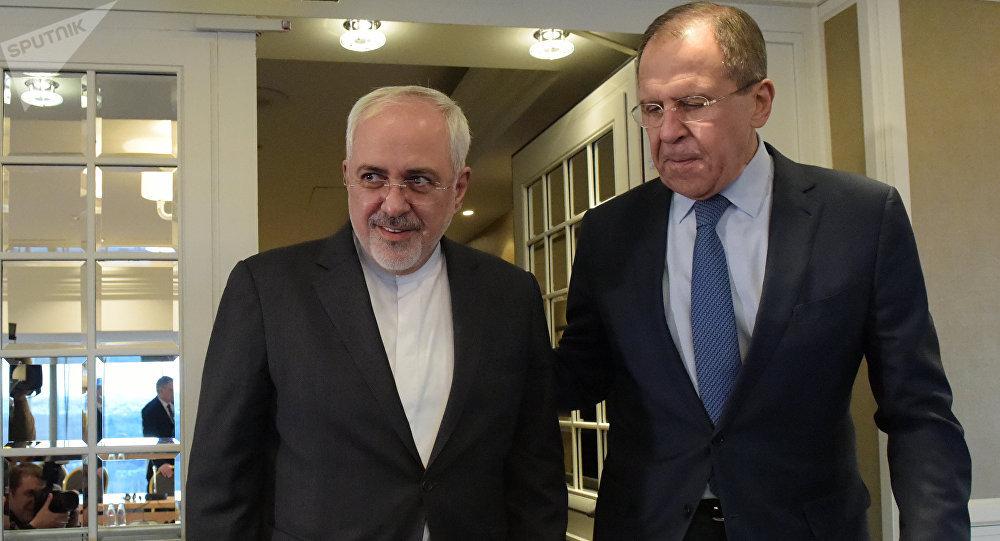Глава МИД РФ С. Лавров провел переговоры в Мюнхене в преддверии заседания Международной группы поддержки Сирии