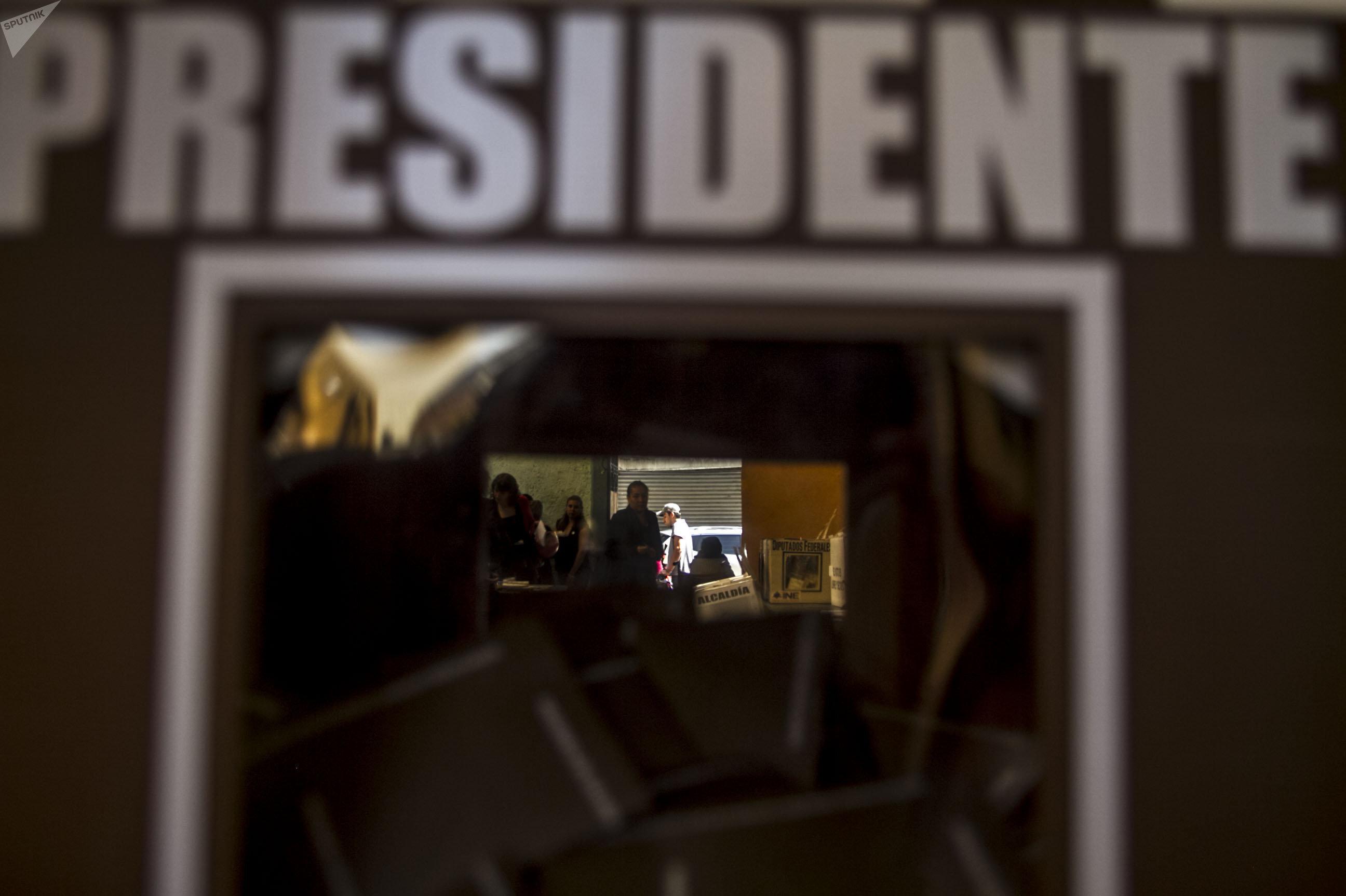 Elecciones presidenciales en México