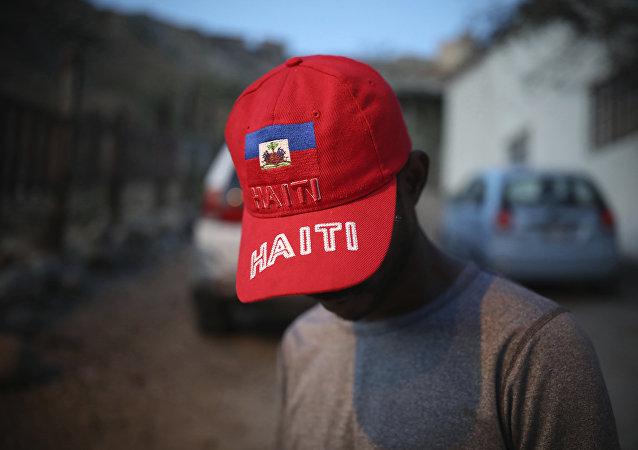 Un niño de Haití (imagen referencial)