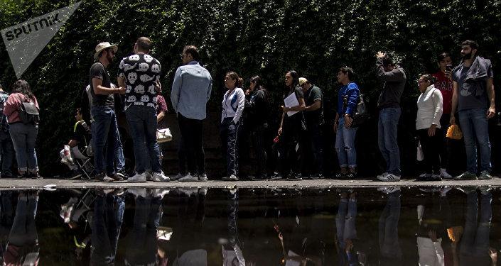 Jóvenes mexicanos (imagen referencial)