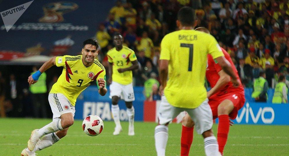 Radamel Falcao, el capitán de la selección de fútbol de Colombia
