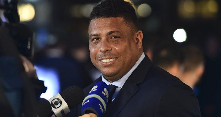 Ronaldo Nazário, exfutbolista brasileño (archivo)