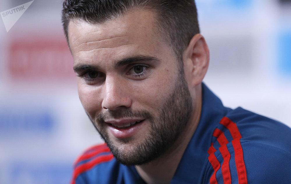 Nacho Fernández, futbolista español