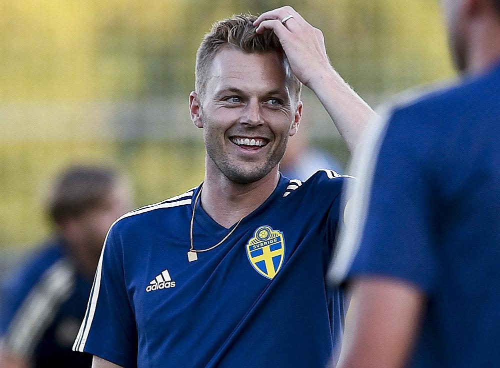 Sebastian Larsson, futbolista sueco
