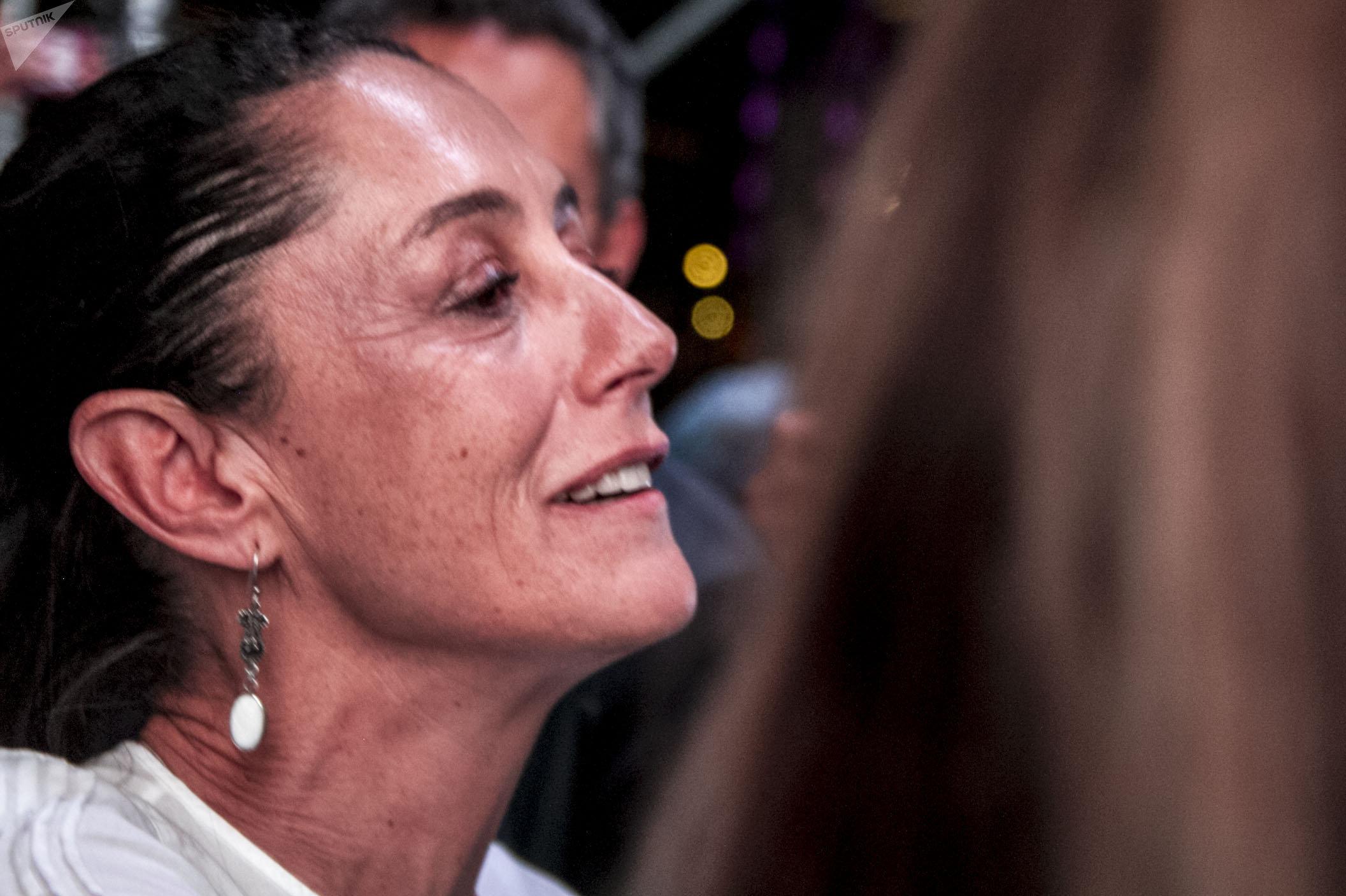 Claudia Scheinbaum, la mujer que estará al frente de la gran metrópoli mexicana