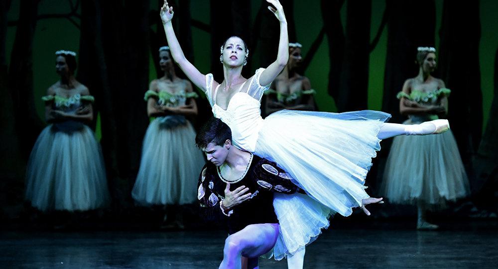 El Ballet Nacional de Cuba