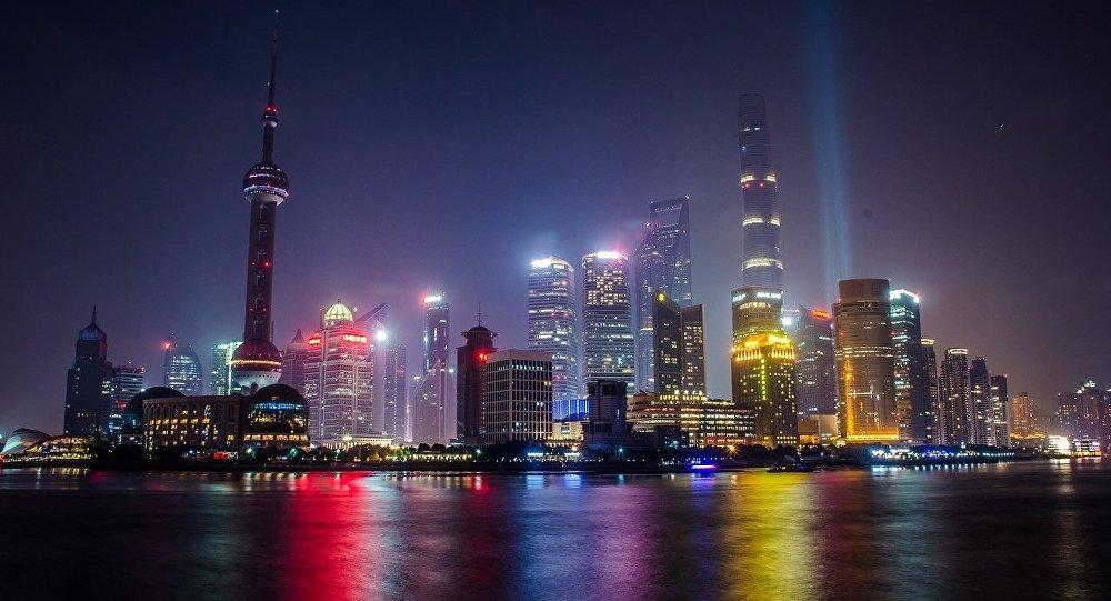 Shanghai, China, uno de los centros económicos del gigante asiático