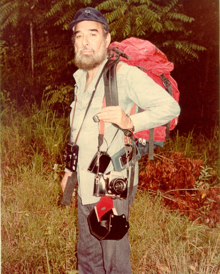 Antonio Núñez Jiménez, reconocido científico y explorador cubano