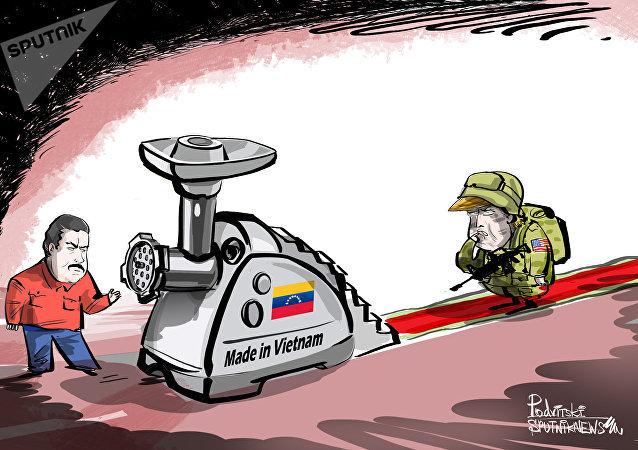 Venezuela, lista para convertirse en otro Vietnam para EEUU