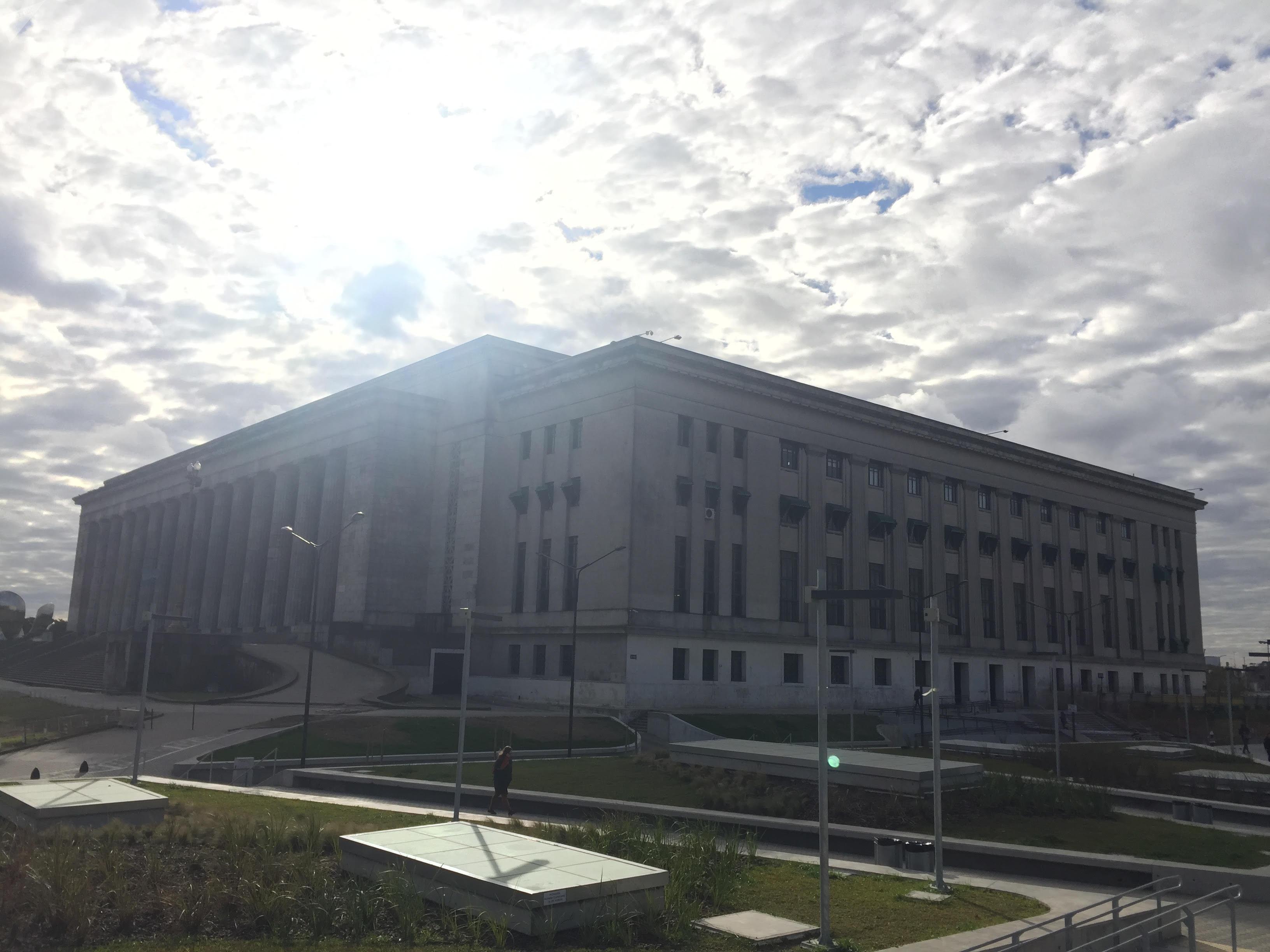 Facultad Derecho de la Universidad de Buenos Aires