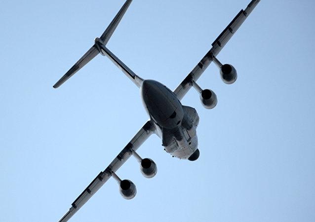 Un avión Ilyushin (imagen referencial)