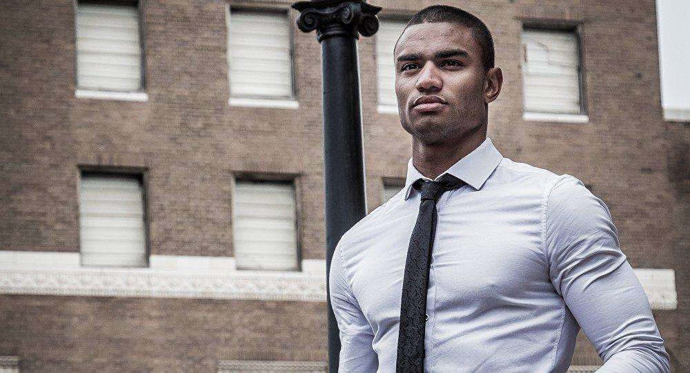 Una corbata, imagen referencial