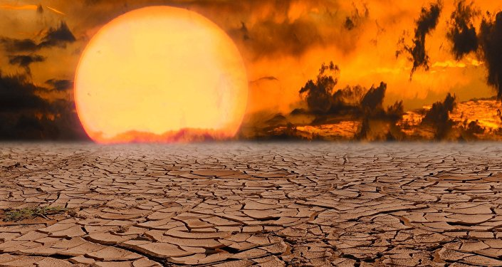 Una catástrofe ecológica (imagen ilustrativa)