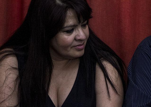 Nestora Salgado, excomandanta de la Policía Comunitaria de Olinalá, Guerrero, electa como senadora plurinominal por MORENA