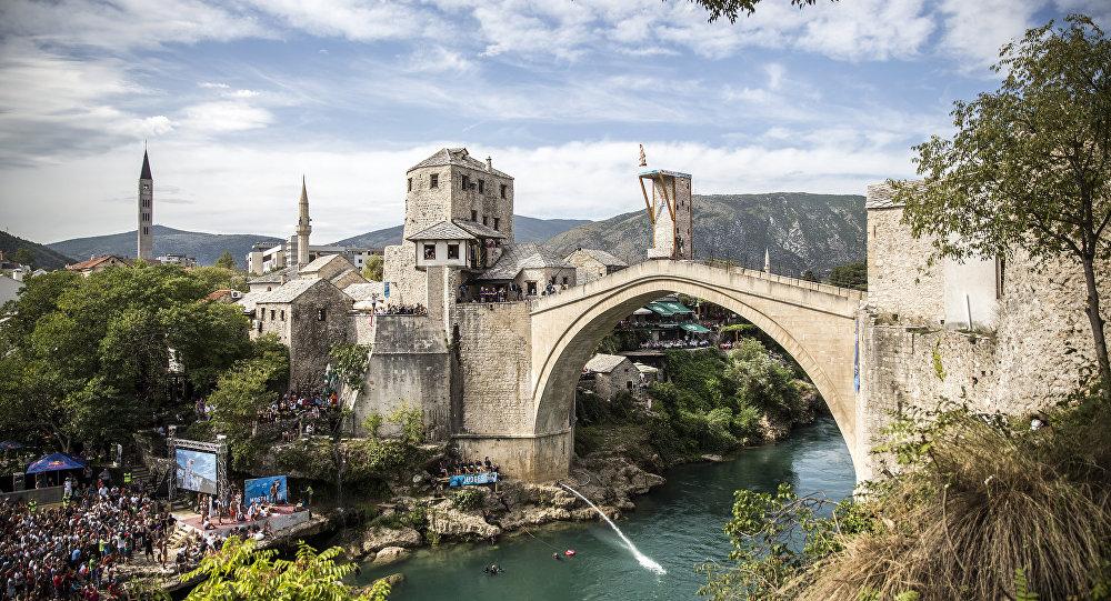 Stari Most en Bosnia Herzegovina