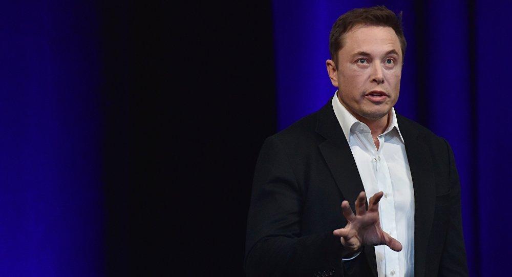 Elon Musk, empresario e inventor estadounidense