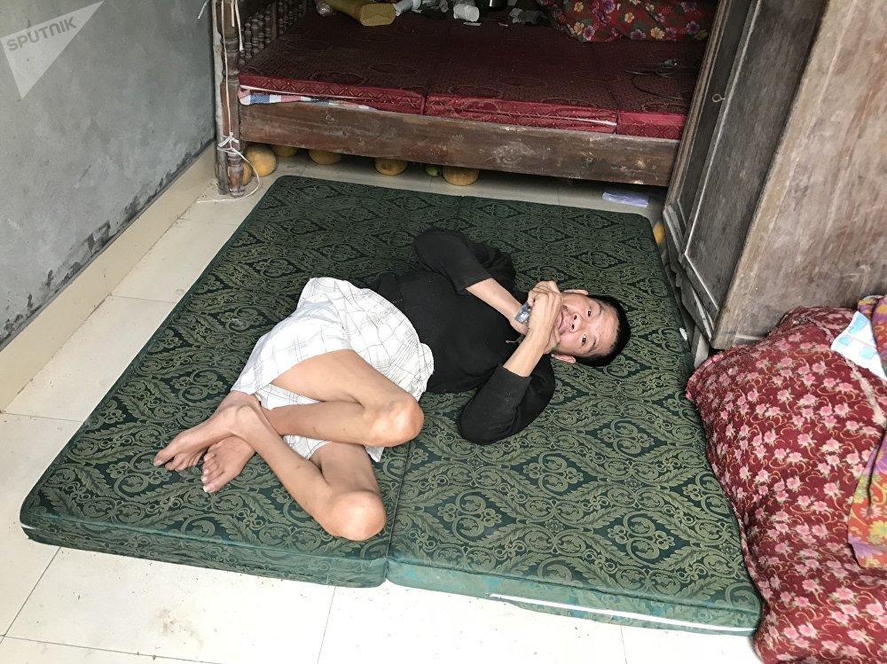 Nguyen Van Tuan, el hijo de Nguyen Dan Chi