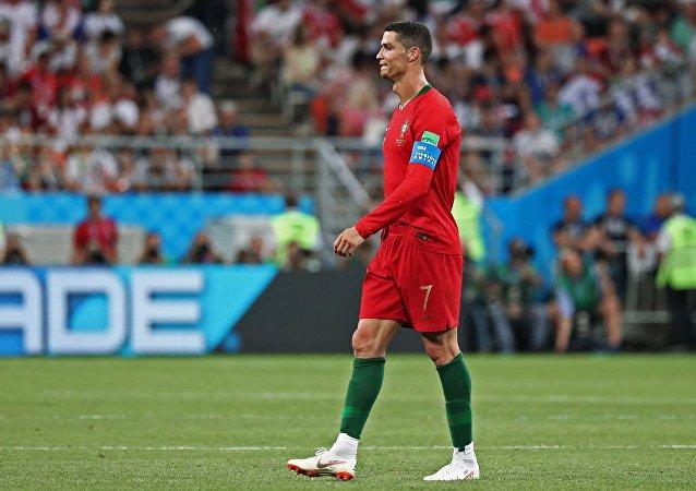 Cristiano Ronaldo, futbolista portugués