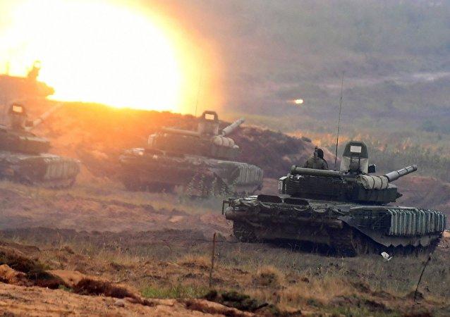 Maniobras militares Zapad 2017