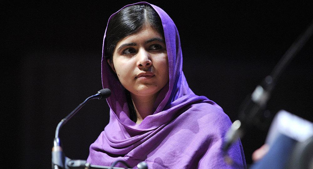 Malala Yousafazi, la activista pakistaní por los derechos de las niñas a la educación y premio Nobel de la Paz